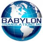 Babylon Translations MD Ltd.