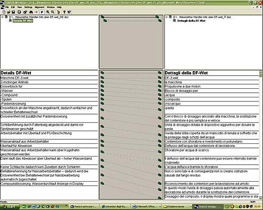 can wordfast pro5 translate pdf