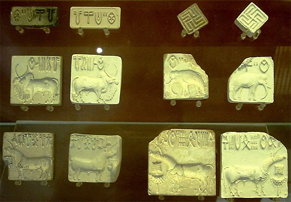 Collection of seals