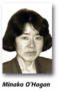 Dr. Minako O'Hagan 