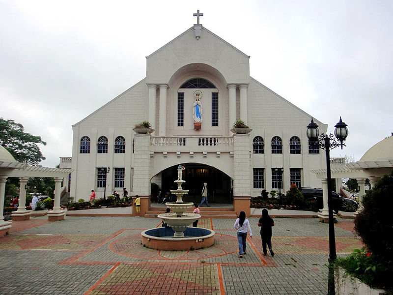 Our Lady of Lourdes in Tagaytay, Philippines