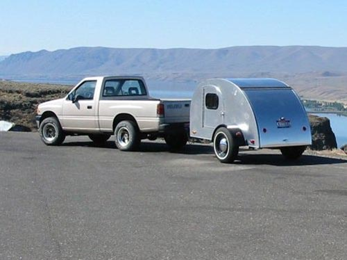 Grizz-Pod Teardrop Trailer - The Completed Build  | Retro Rides