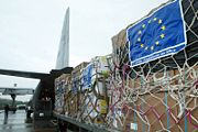 The EU member states and the EU collectively are the largest contributor of foreign aid in the world.></td> </tr> <tr><td align=