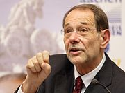 Javier Solana is the EU's High Representative in foreign policy.