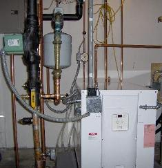 Water-to-water heat pump
