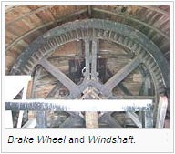 Brake Wheel and Windshaft