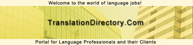 Translation Profession